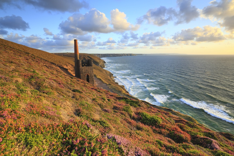 Wheal Coates Tine Mine