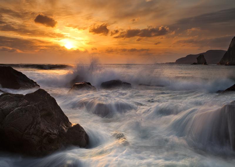 Ashleam Sunset - Co Mayo