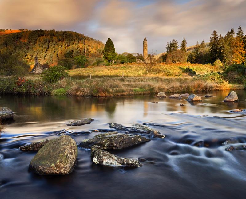 Glendalough Morning - Co Wicklow