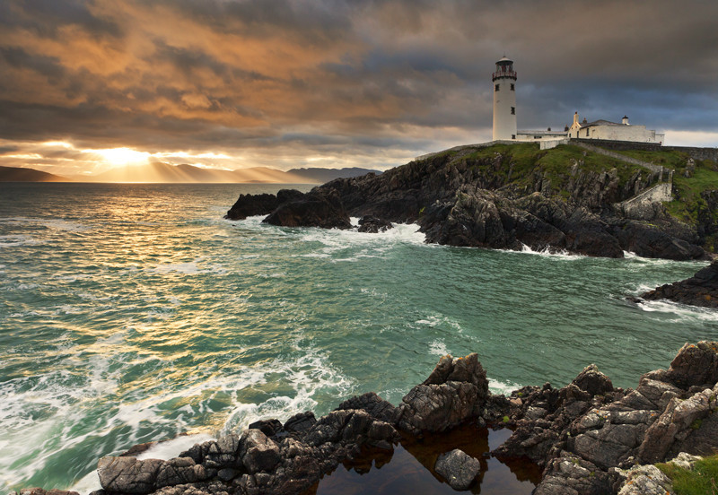 Fanad Sunrise - Co Donegal