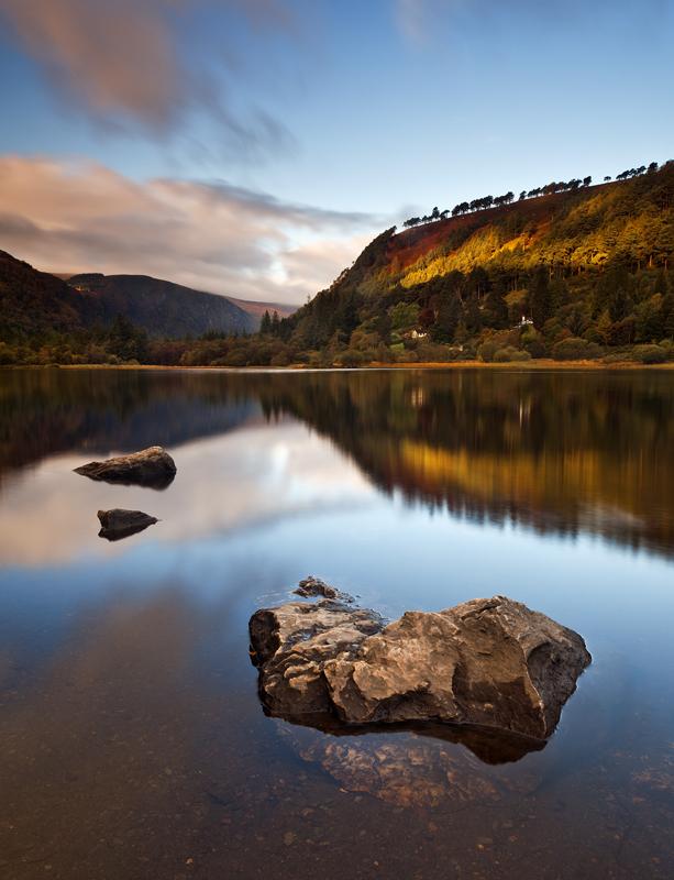 Lower Lake Calm - Co Wicklow