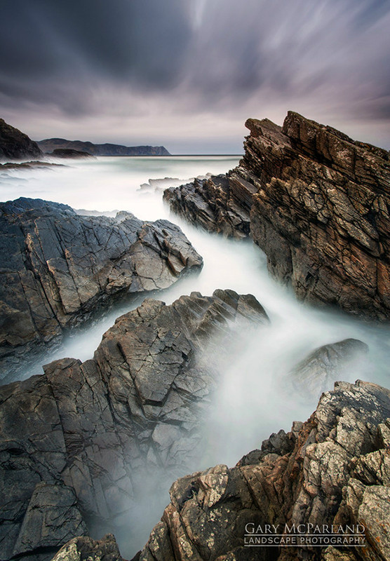 Atlantic Mood - Co Donegal