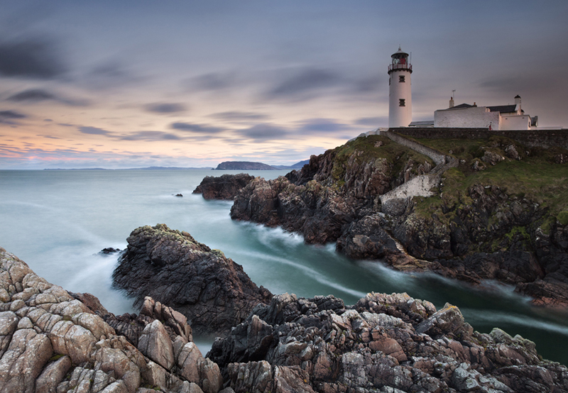 Fanad at Twilight - Co Donegal