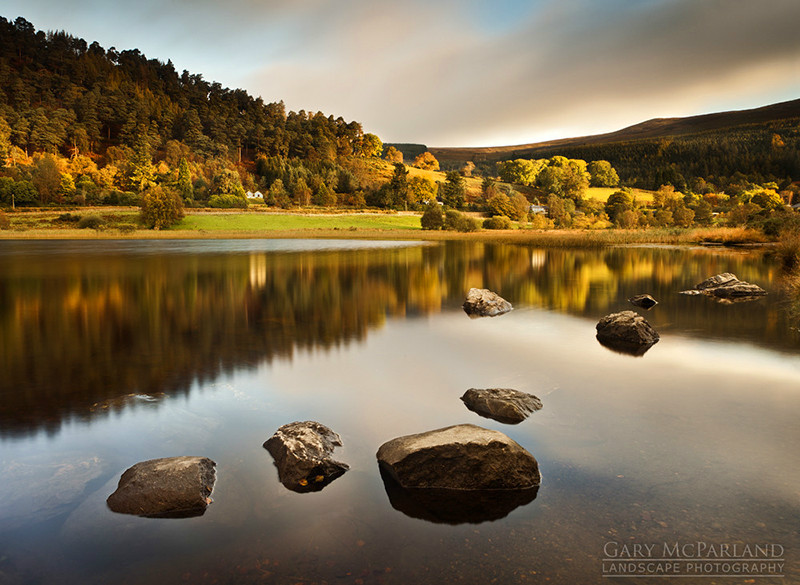 Glendalough Light - Co Wicklow