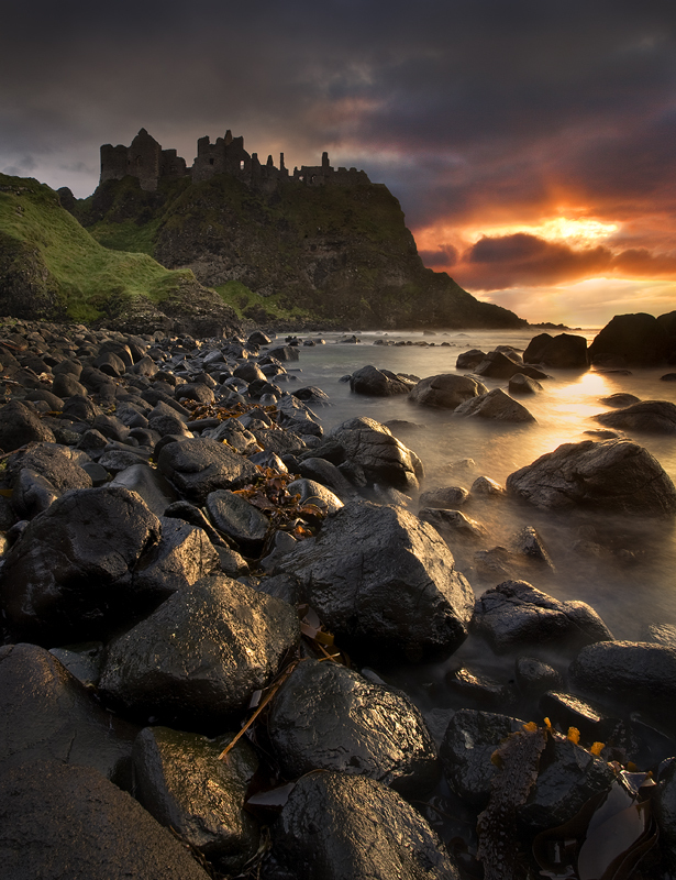 Dunluce Light - Co Antrim