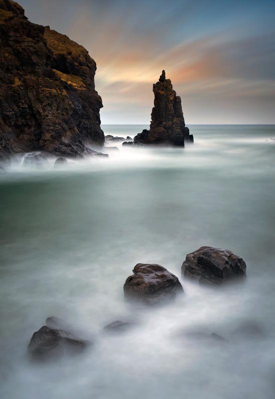 Portcoon Sea Stack II - Co Antrim