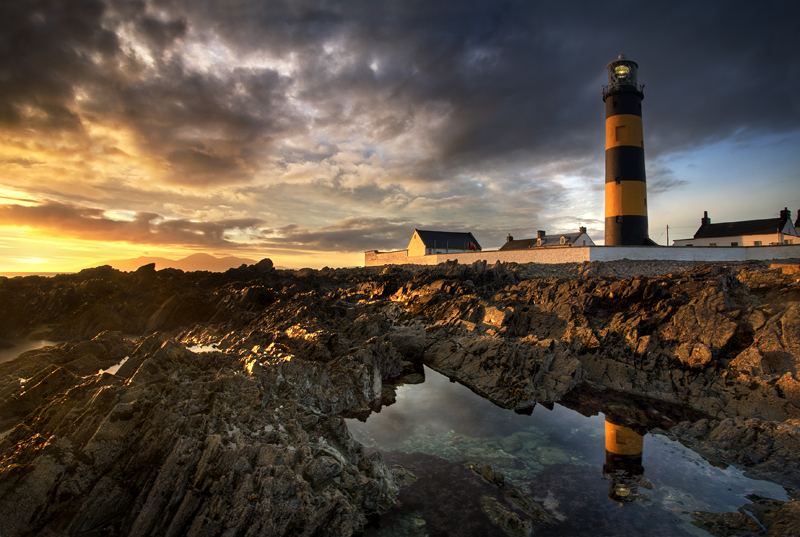 St Johns Point Lighthouse - Co Down