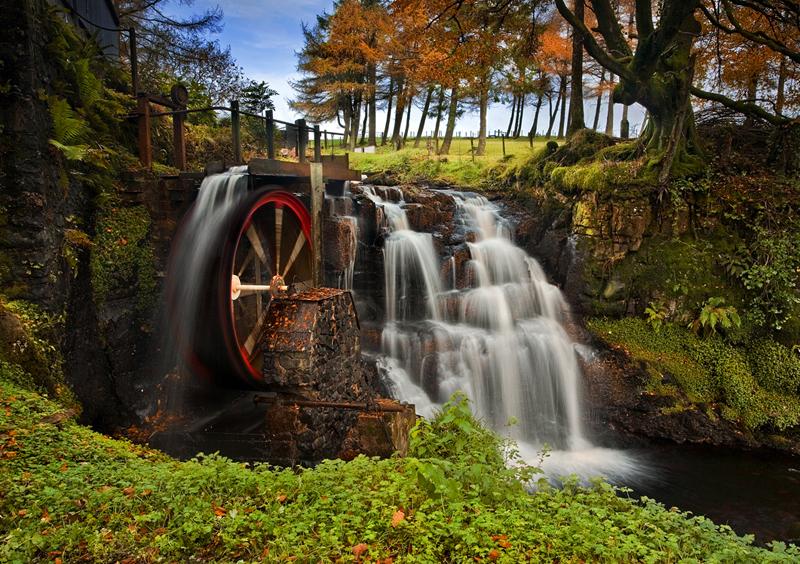 The Waterwheel - Co Antrim