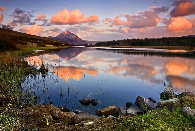 Colours of Errigal - Co Donegal