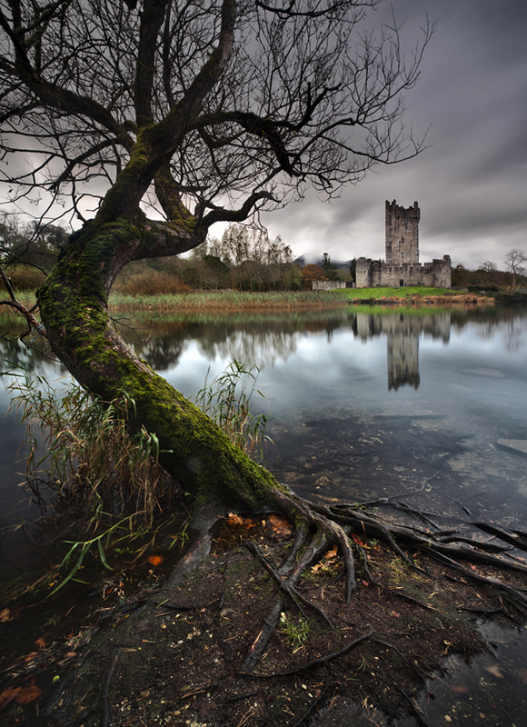 Castle On The Lough - Co Kerry