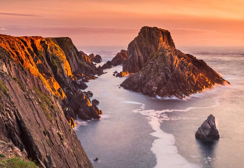 Malin Head Sea Stack - Co Donegal