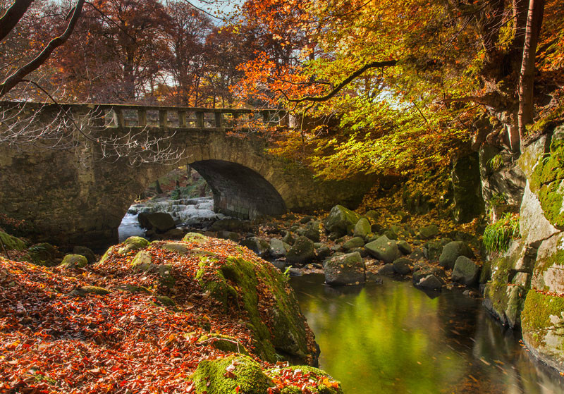 Cloughleagh Bridge - Co Wicklow