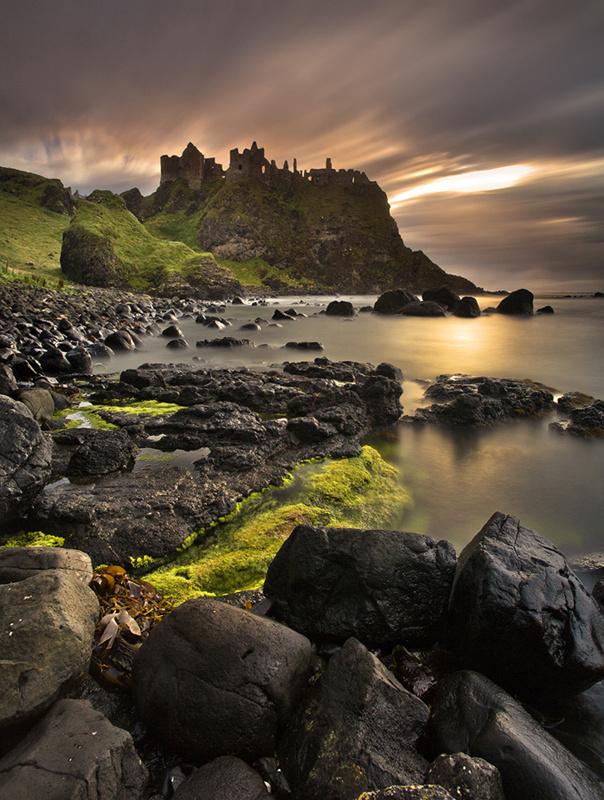 Dunluce Castle - Co Antrim