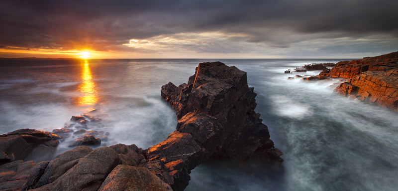 Bloody Foreland Sunset - Co Donegal
