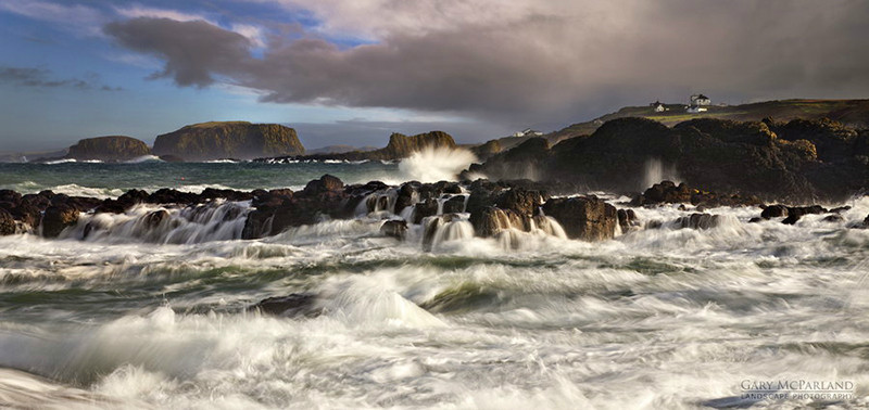 The North Antrim Coast - Co Antrim