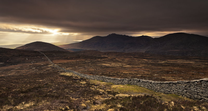 The Mourne Wall - Co Down