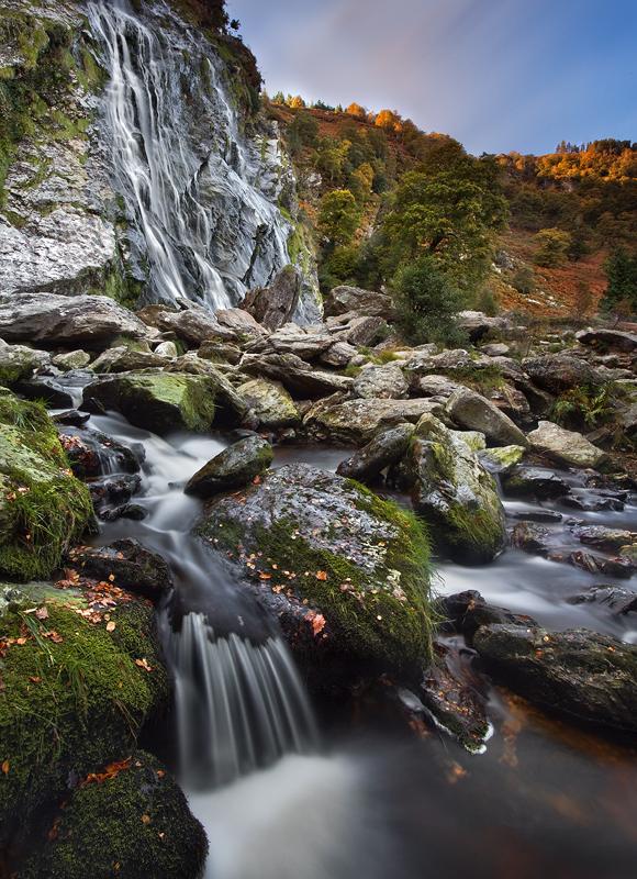 Powerscourt Waterfall - Co Wicklow