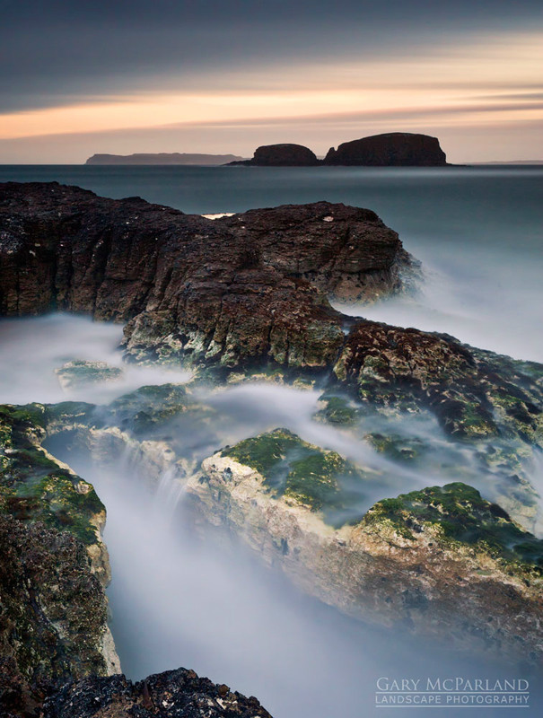 Mists of Ballintoy - Co Antrim