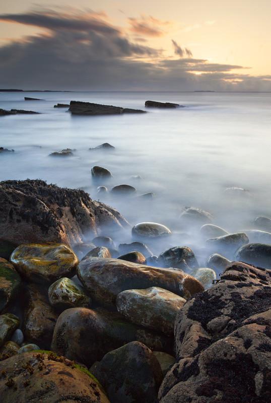 Mullaghmore at Sunset - Co Sligo