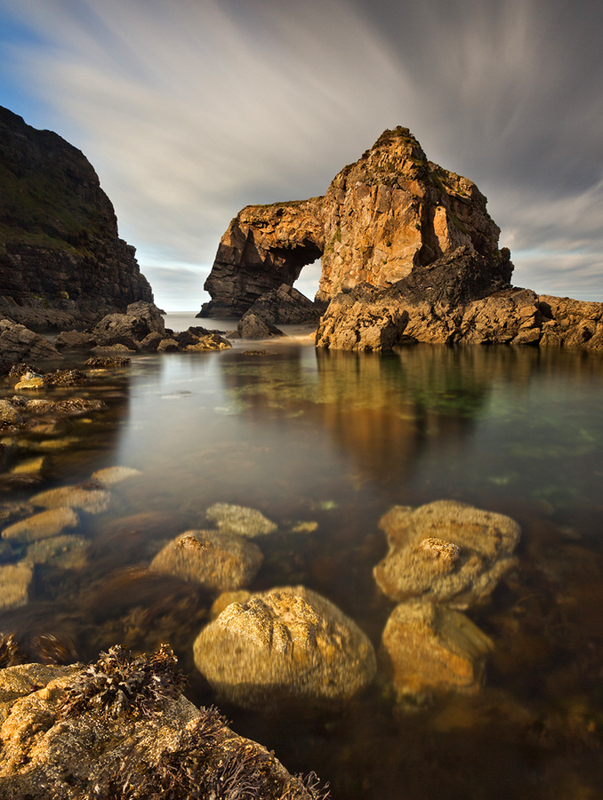 Standing Tall - Co Donegal