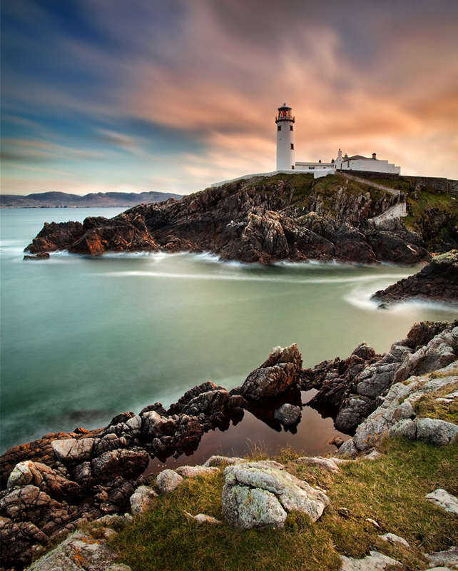 Fanad Lighthouse - Co Donegal