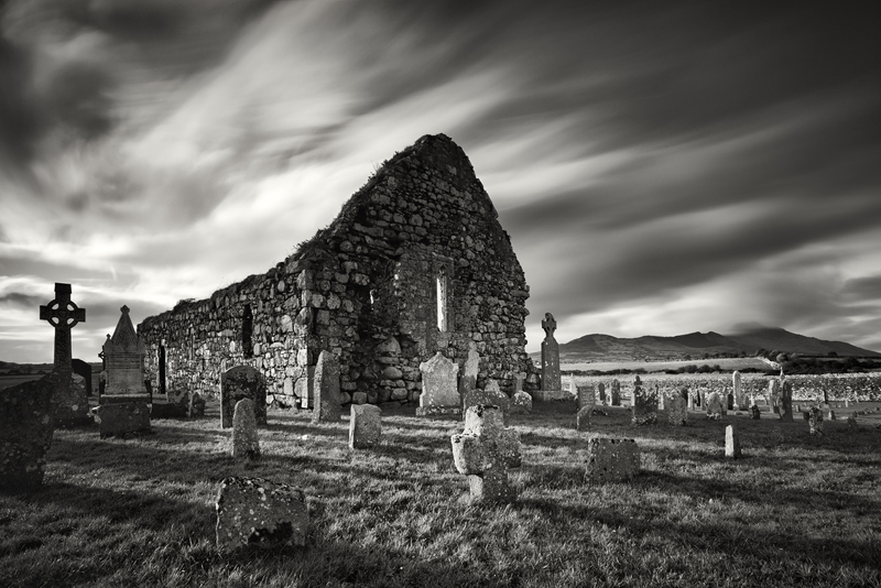 Kilwirra Church Ruins - Co Louth