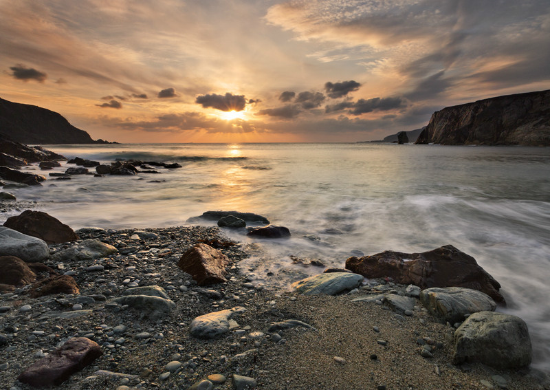 West Coast Sunset - Co Mayo