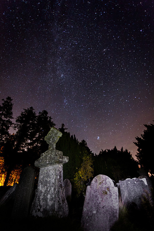 What Lies Beyond the Stars - Co Wicklow