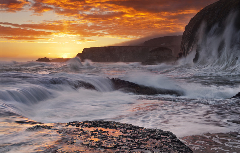 Warmth and Waves - Co Antrim