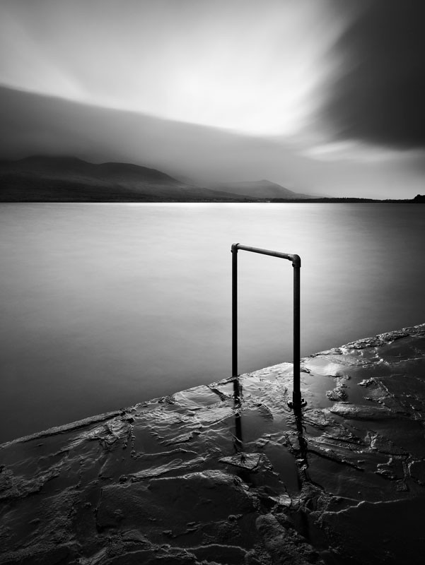 Lough Leane I - Black & White