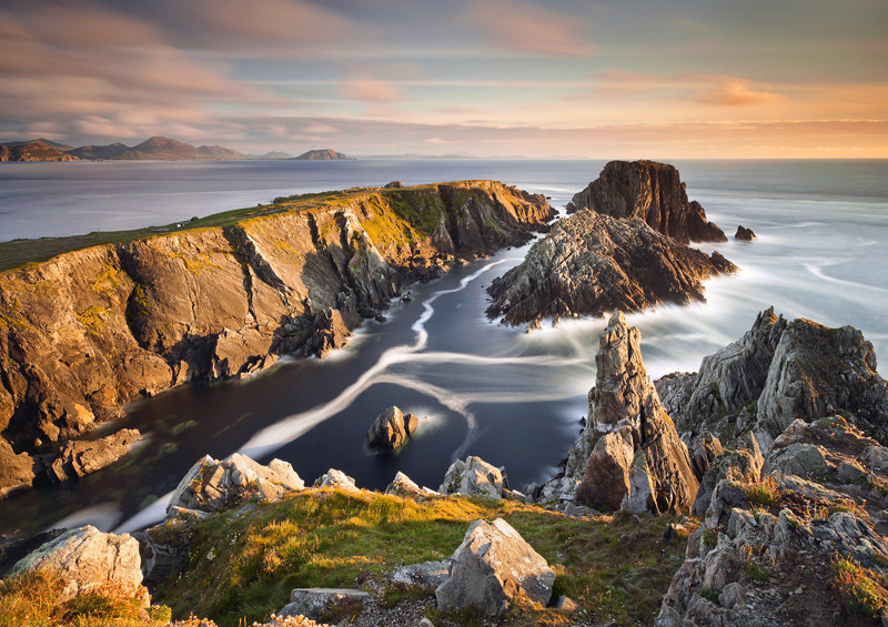 Malin Head Light - Co Donegal
