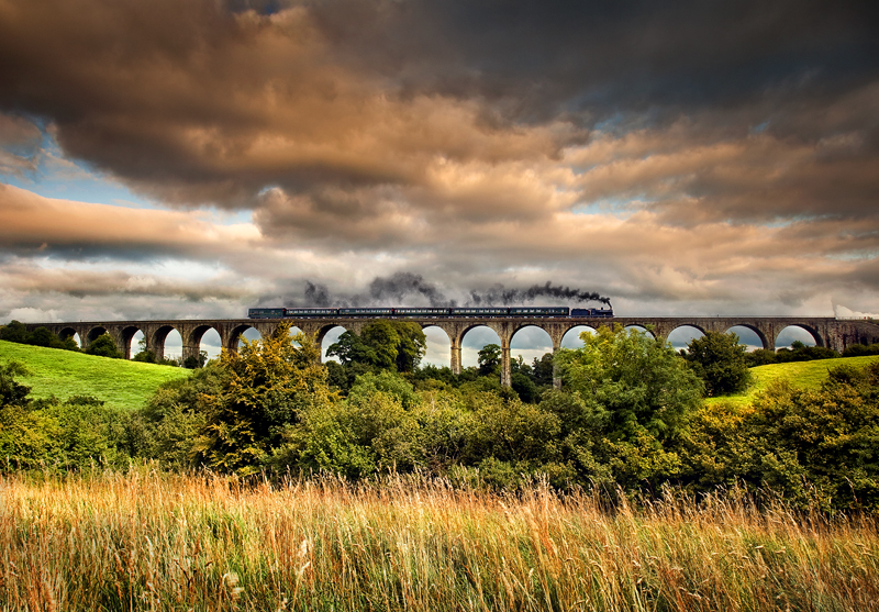 Full Steam Ahead - Co Armagh
