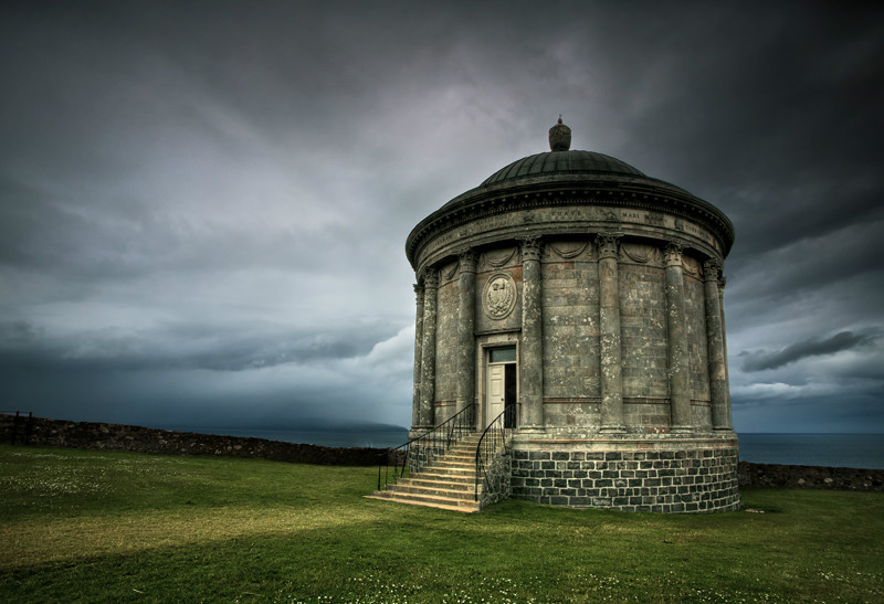 Mussenden Temple - Co Derry/Londonderry