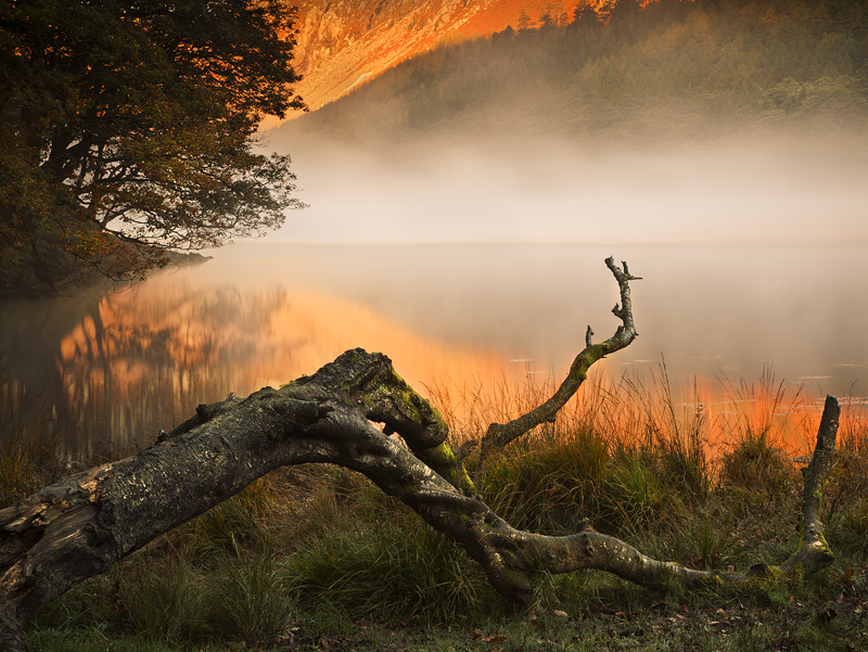The Upper Lake - Co Wicklow