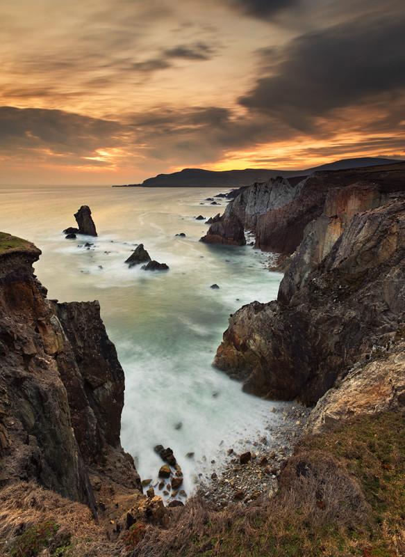 Western Cliffs - Co Mayo