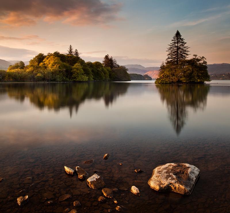 Lough Eske Calm - Co Donegal