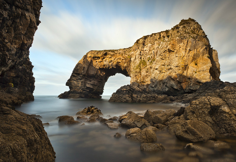 The Great Pollet Sea Arch - Co Donegal