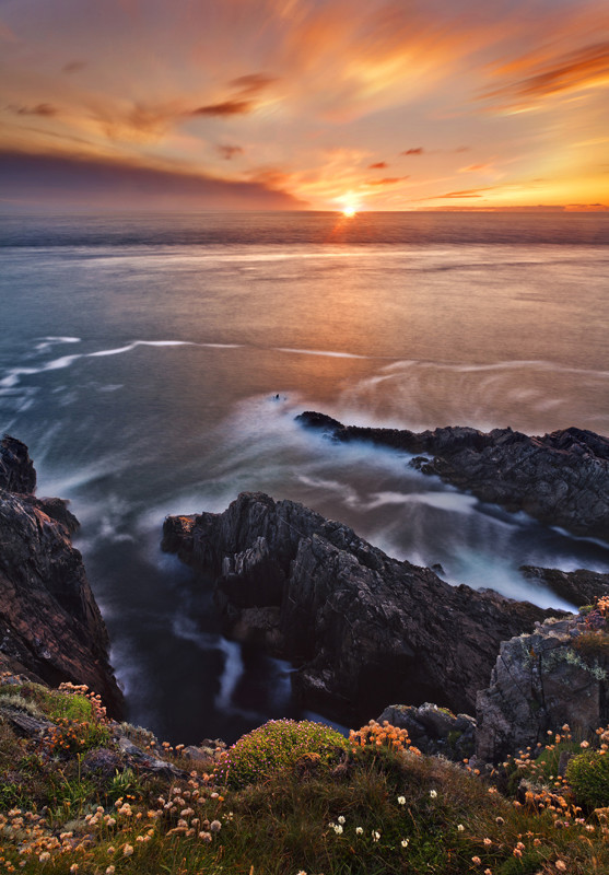 Malin Head Sunset - Co Donegal