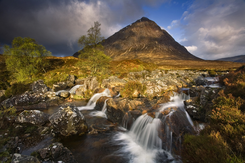 Buachaille Morning - Scotland