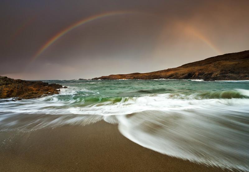 Rainbow Beach - Co Donegal