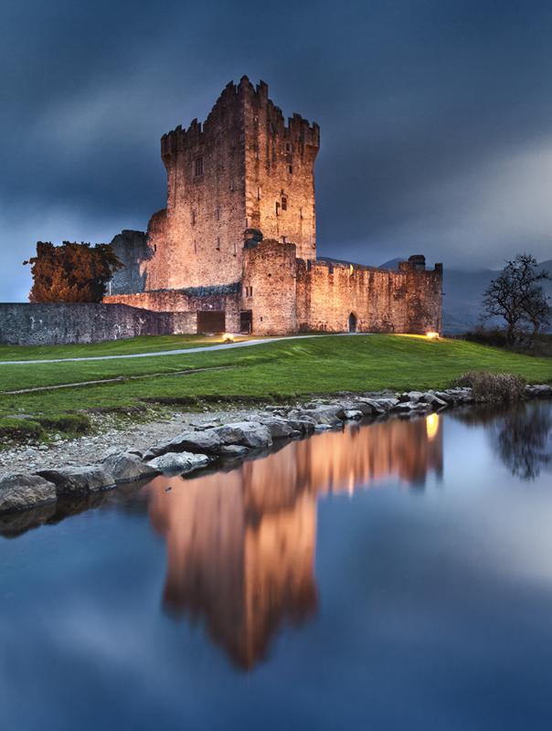 Ross Castle - Co Kerry