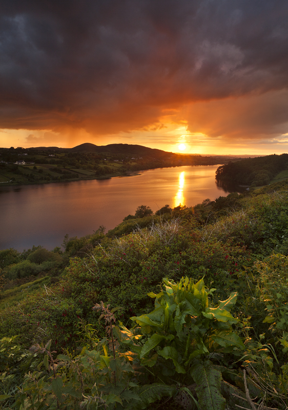 Colours of Sunset - Co Armagh