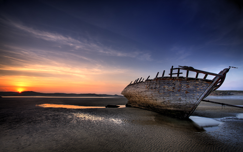 Shipwrecked - Co Donegal