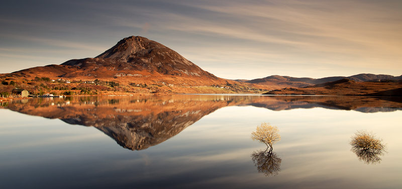 Reflections of Errigal - Co Donegal