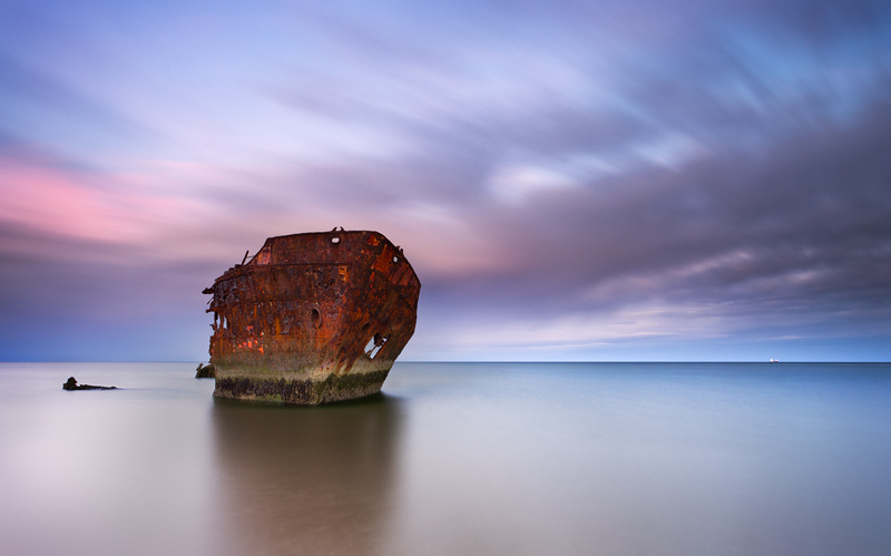 Rusted Away - Co Louth