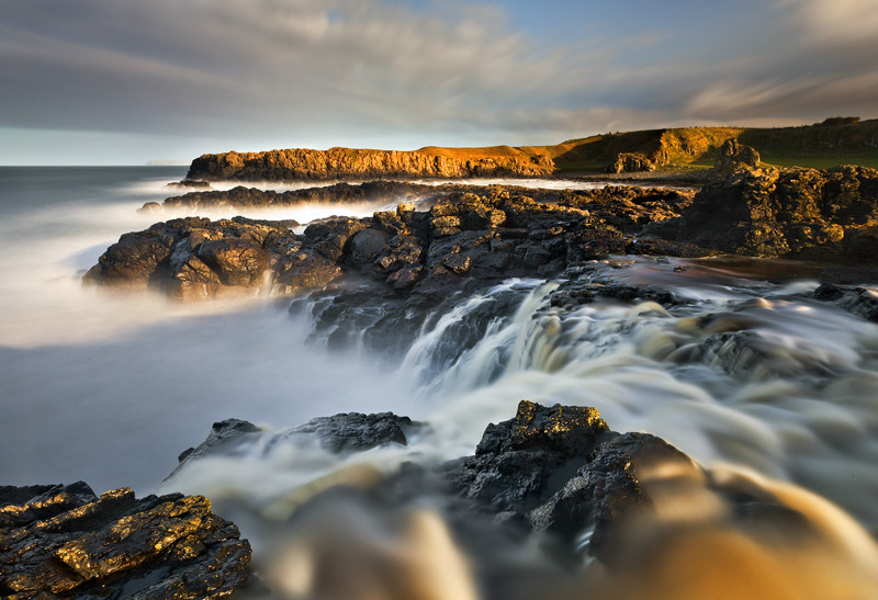 Smooth North Coast Waters - Co Antrim