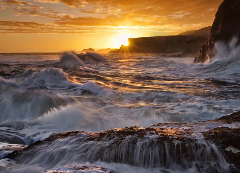 Powerful Atlantic - Co Antrim