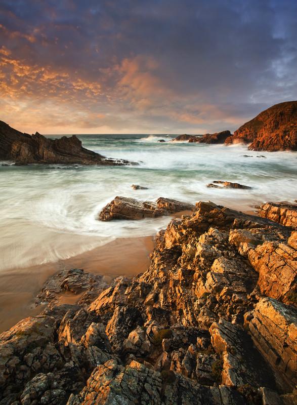 Hidden Beach - Co Donegal