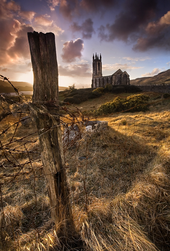 Dunlewy Church Ruins - Co Donegal