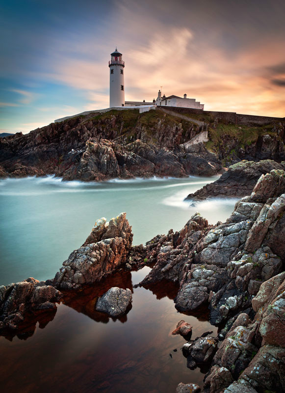 Fanad Sunset - Co Donegal
